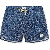 Saturdays Surf NYC - Printed Swim Shorts | MR PORTER