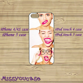 iphone 5 case,iphone 5 cases,iphone 5 cover,iphone 5 covers,cute iphone 5 case,cool iphone 5 case--Miley cyrus,in plastic,silicone.