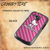hello kitty For Samsung Galaxy S3 Mini - Gift Present Multiple Choice