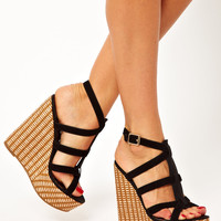ASOS HILLTOP Wedges