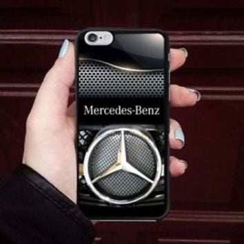 Best Mercedes Benz Logo Special Fit Hard Case For iPhone 6 6s 7 8 Plus X Cover +