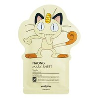 Pokemon Naong Mask Sheet (Nutrition) 1pc