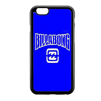 billabong blue logo iPhone 6 Case