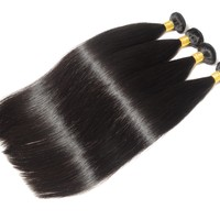Mink Brazilian Silky Straight Human Hair Bundle 8 inch