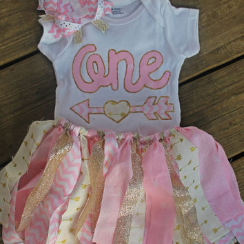 first birthday outfit girl,  1st birthday outfit, number one outfit, pink and gold , baby party dress, cake smash outfit girl,cake smash set