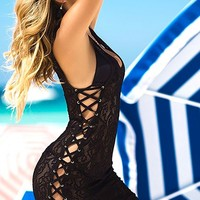 Spectacular Cover Up & Beach Dress