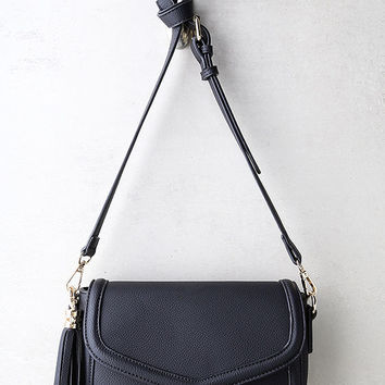 Perfect Grade Black Purse