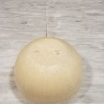 "6"" Sphere Candle"