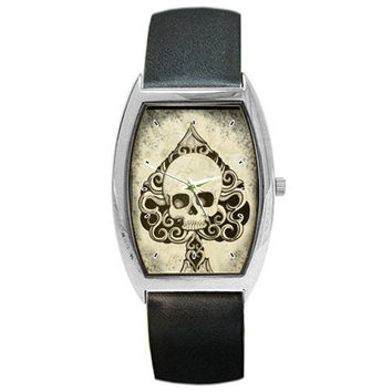 Watches by Shayne of the Dead, barrel style
