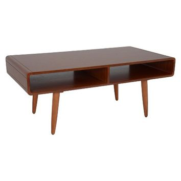 Halmstad Coffee Table Walnut - Boraam