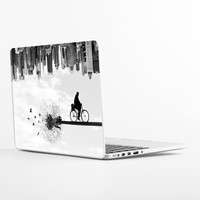 Dream Ride Laptop Skin