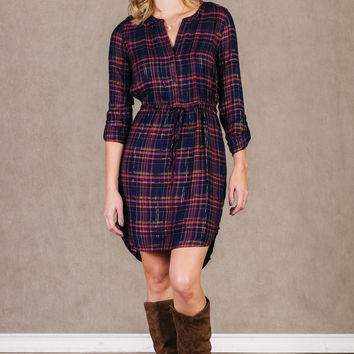 Autumn And In Love Dress