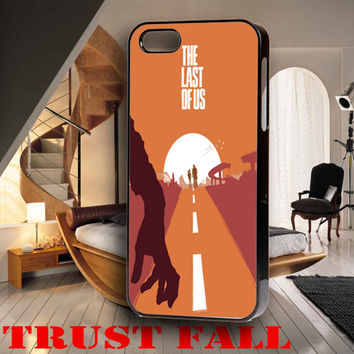The Last Of Us for iPhone 4, iPhone 4s, iPhone 5 /5s/5c, Samsung Galaxy S3, Samsung Galaxy S4 Case
