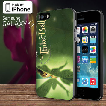 Disney Tinkerbell Quotes  For Samsung Galaxy S3 / S4 and IPhone 4 / 4S / 5 / 5S / 5C Case