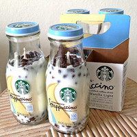 8 oz. Handmade Soy Starbucks Candles SET OF by PinkPaintbrushShop