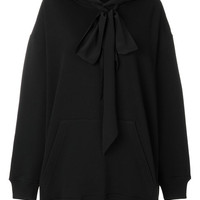 Givenchy Oversized Hooded Sweatshirt - Farfetch