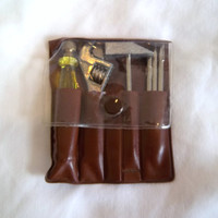 Vintage Mini Travel Tool Kit