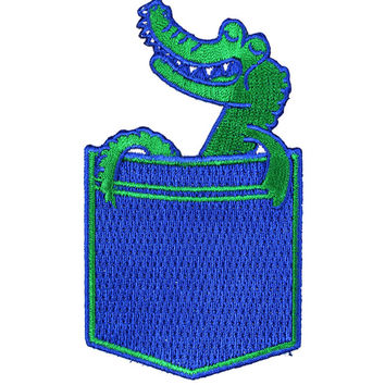 Pocket Gator Patch