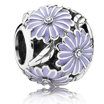 Pandora Daisy Meadow Charm at Von Maur