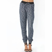 Snowed In Drawstring Sweater Pants - GoJane.com