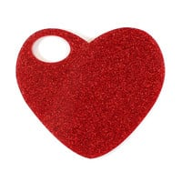 RAW PALETTE RED GLITTER LUV - PAW PALETTE *NEW*