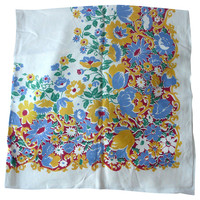 Tulip & Daisy Tablecloth