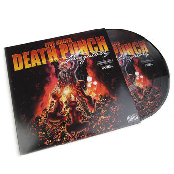 Five Finger Death Punch: Purgatory - Tales From The Pit (Picture Disc) Vinyl 2LP (Record Store Day)