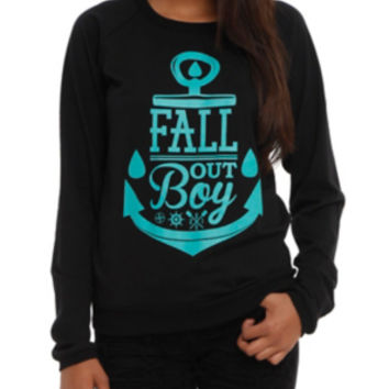 Fall Out Boy Anchor Pullover Top