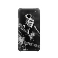 P2726 Elvis Presley Live Concert Phone Case For HTC ONE