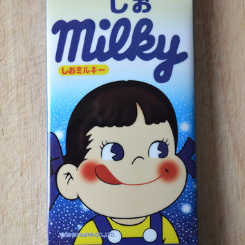 Milky way bar milk chocolate bar sweet wrapper cute kawaii phone case available for iphone 5/5s and iphone 6 4.7""
