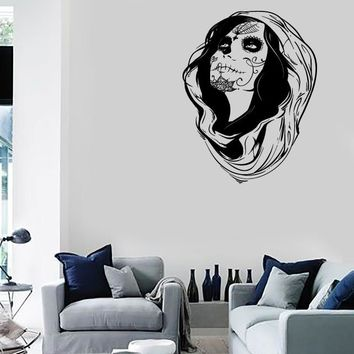 Wall Stickers Vinyl Decal Vampire Zombie Sexy Gothic Apocalypse Decor  Unique Gift (z2342)