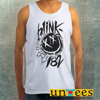 Blink 182 Clothing Tank Top For Mens