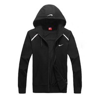 Trendsetter NIKE Women Men Unisex Cardigan Jacket Coat