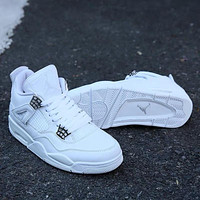 "Air Jordan 4 ""Pure Money"" Retro Men Shoes - Best Deal Online"