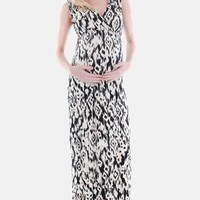 Women's Everly Grey 'Jill' Maternity Maxi