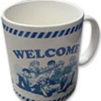 Ouran High School Group Mug