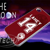Teen Wolf Isaac LAHEY lacrosse jersey 2 iPhone Case And Samsung Galaxy Case