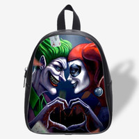 Harley Quinn and The Joker for School Bag, School Bag Kids, Backpack