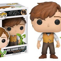 Exclusive Funko pop Official Fantastic Beasts  Ne