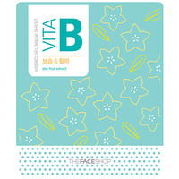 TheFaceShop Hydro Vita B Gel Mask Sheet - Masks/Packs