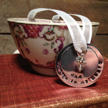 Wedding Bouquet Memorial Charm