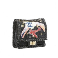 Chanel Reissue Airplanes Hyper Cute Flap Bag