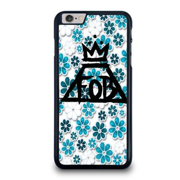 FALL OUT BOY FLORAL iPhone 6 / 6S Plus Case Cover