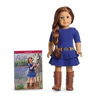 American Girl® : Saige Doll & Book
