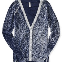 Aeropostale Heathered Cardigan