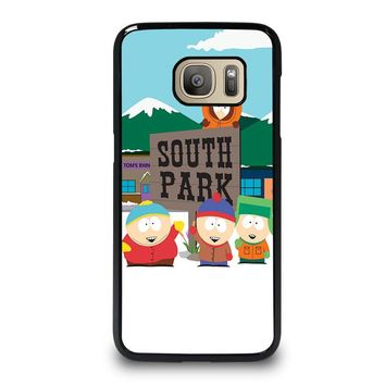 SOUTH PARK 4 Samsung Galaxy S7 Case Cover