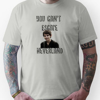 Can't Escape Neverland Unisex T-Shirt