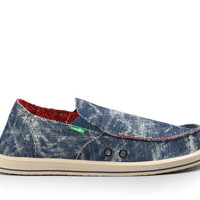 Sanuk® Official | Men's Donny Acid Sidewalk Surfers | Sanuk.com
