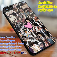 Styles Collage Harry Styles One Direction iPhone 6s 6 6s+ 6plus Cases Samsung Galaxy s5 s6 Edge+ NOTE 5 4 3 #music #1d dl3