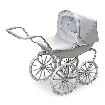 Executive London Pram for 24'' Doll